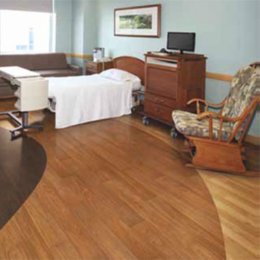 Johnsonite Sheet Vinyl Flooring